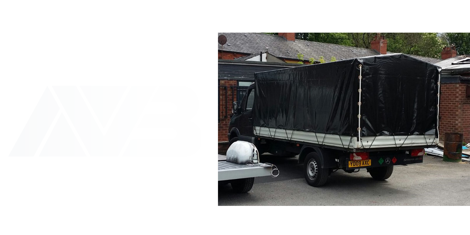 AV Bodies Vehicle Curtainside